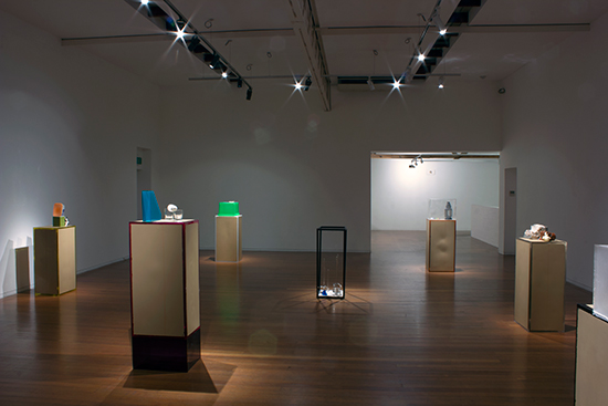 'we go out inside', Roslyn Oxley9 Gallery,  4 July - 3 August 2013, (installation view). Photo: Ivan Buljan