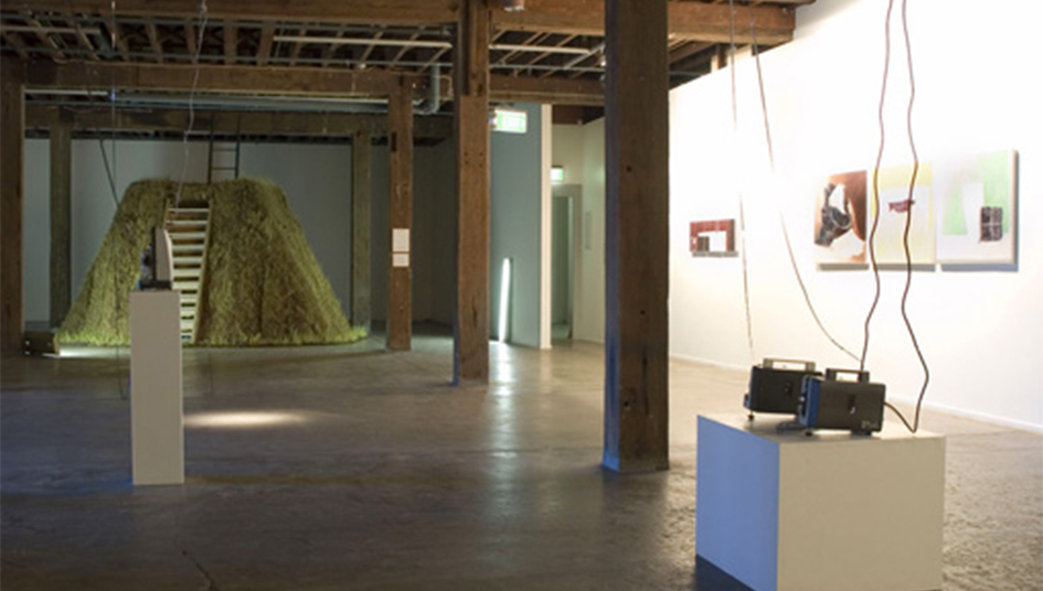 'Nothing', installation view, Artspace, Sydney, 2005