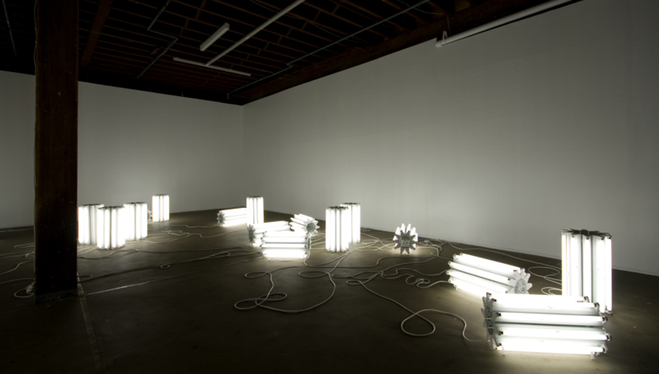 Jonathan Jones, 'untitled [heads or tails]', installation view, Artspace, Sydney, 2009